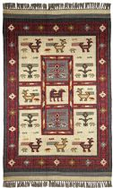 St Croix Trading Southwestern/Lodge Hacienda Area Rug Collection