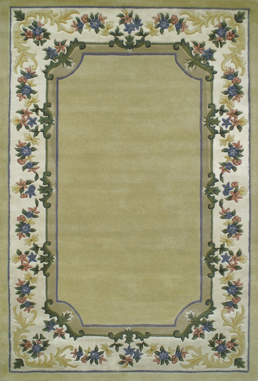 american home beautiful border rug traditional area rug collection