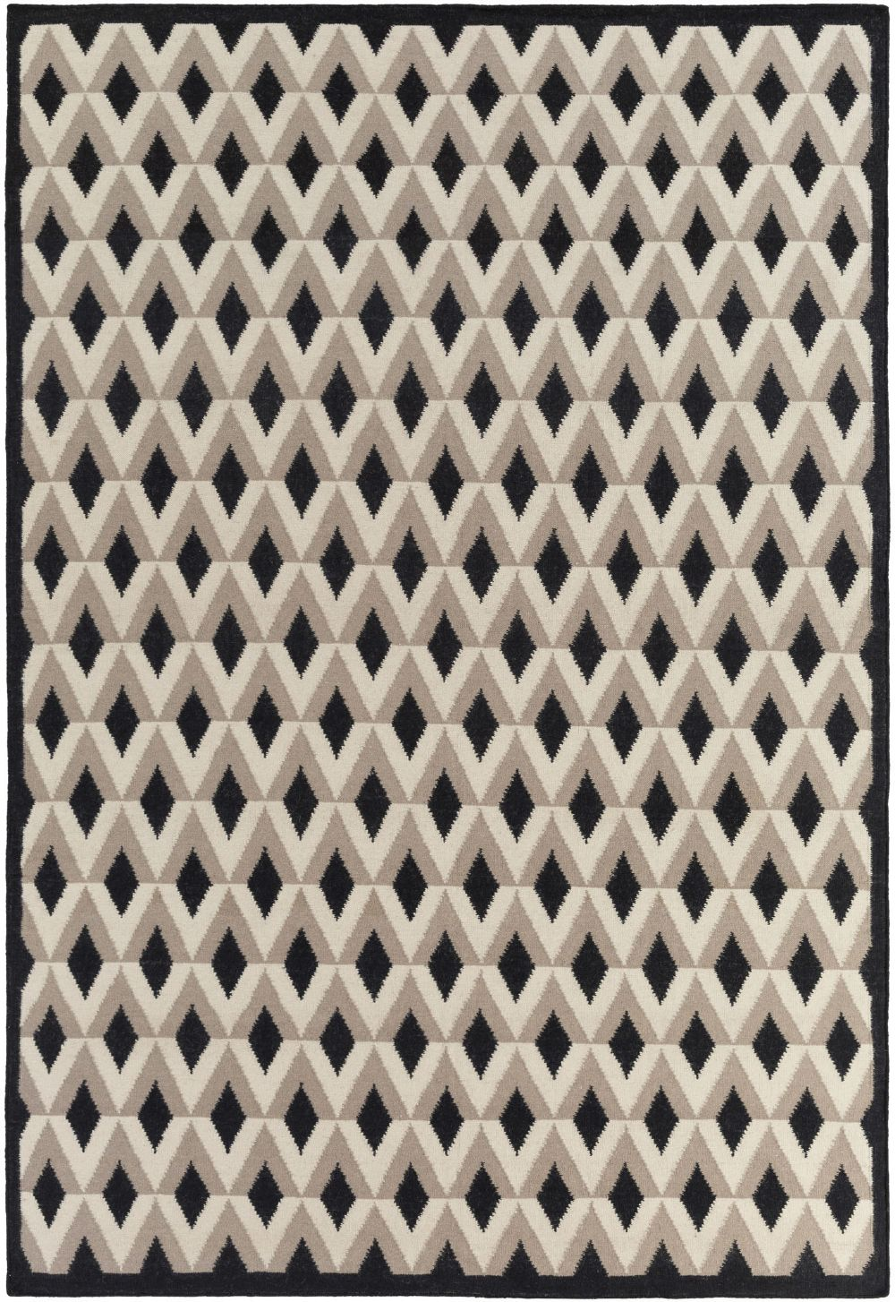 surya dwell d contemporary area rug collection