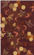 Surya Country & Floral Kismet Area Rug Collection