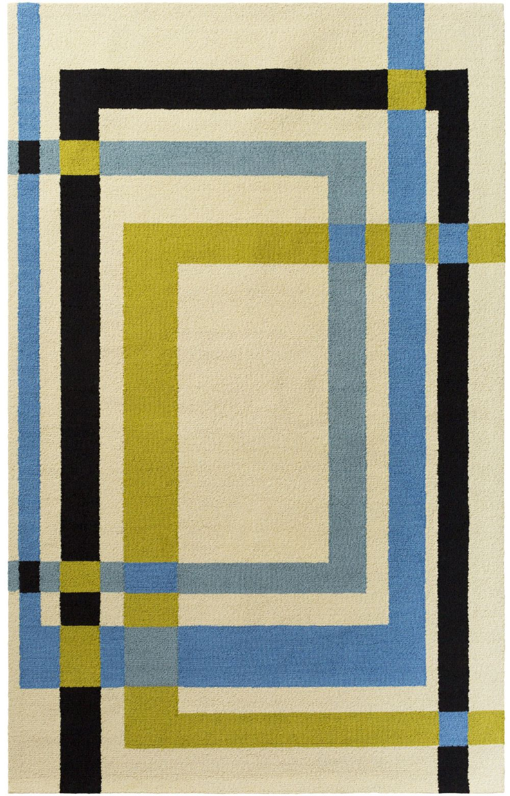 surya kismet contemporary area rug collection