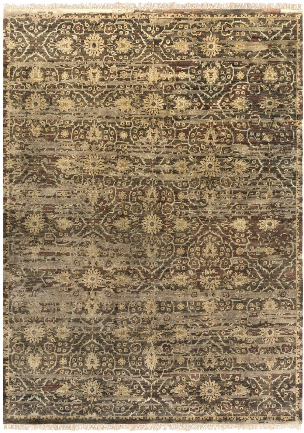surya empress country & floral area rug collection
