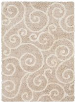 RugPal Shag Cityscape Shag Area Rug Collection