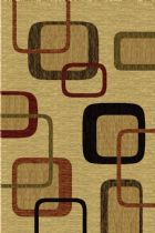 LA Rugs Contemporary Sequoia Area Rug Collection