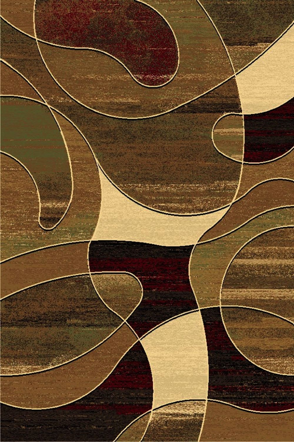 la rugs melange contemporary area rug collection
