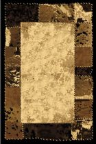 LA Rugs Animal Inspirations Melange Area Rug Collection
