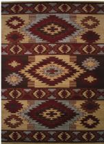 Rectangle Area Rug, Machine Made Rug, Southwestern/Lodge, Inspiration, LA Rugs Rug