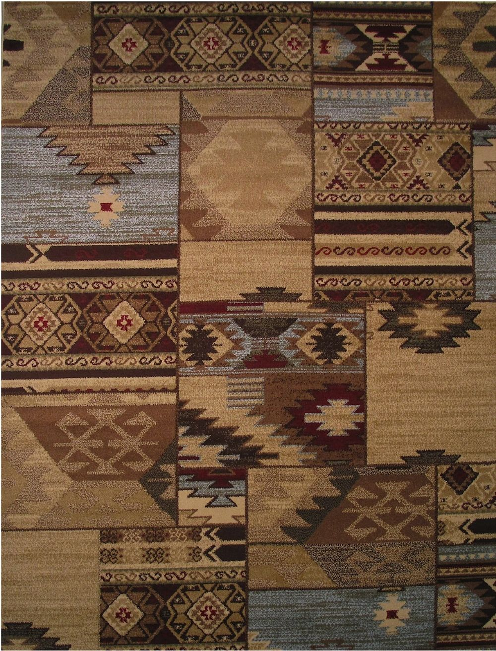 la rugs inspiration southwestern/lodge area rug collection