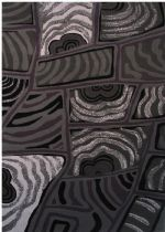 LA Rugs Transitional Urban Area Rug Collection