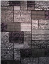 LA Rugs Contemporary Urban Area Rug Collection