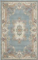 Rugs America European New Aubusson Area Rug Collection