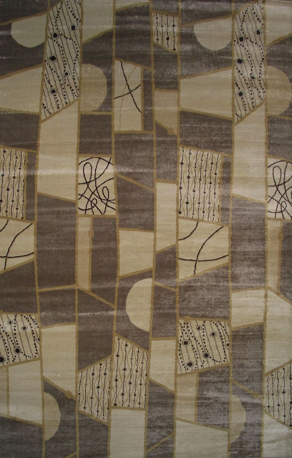 la rugs artifacts contemporary area rug collection