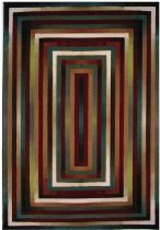 LA Rugs Contemporary Swing Area Rug Collection