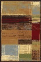 LA Rugs Contemporary Galaxy Area Rug Collection