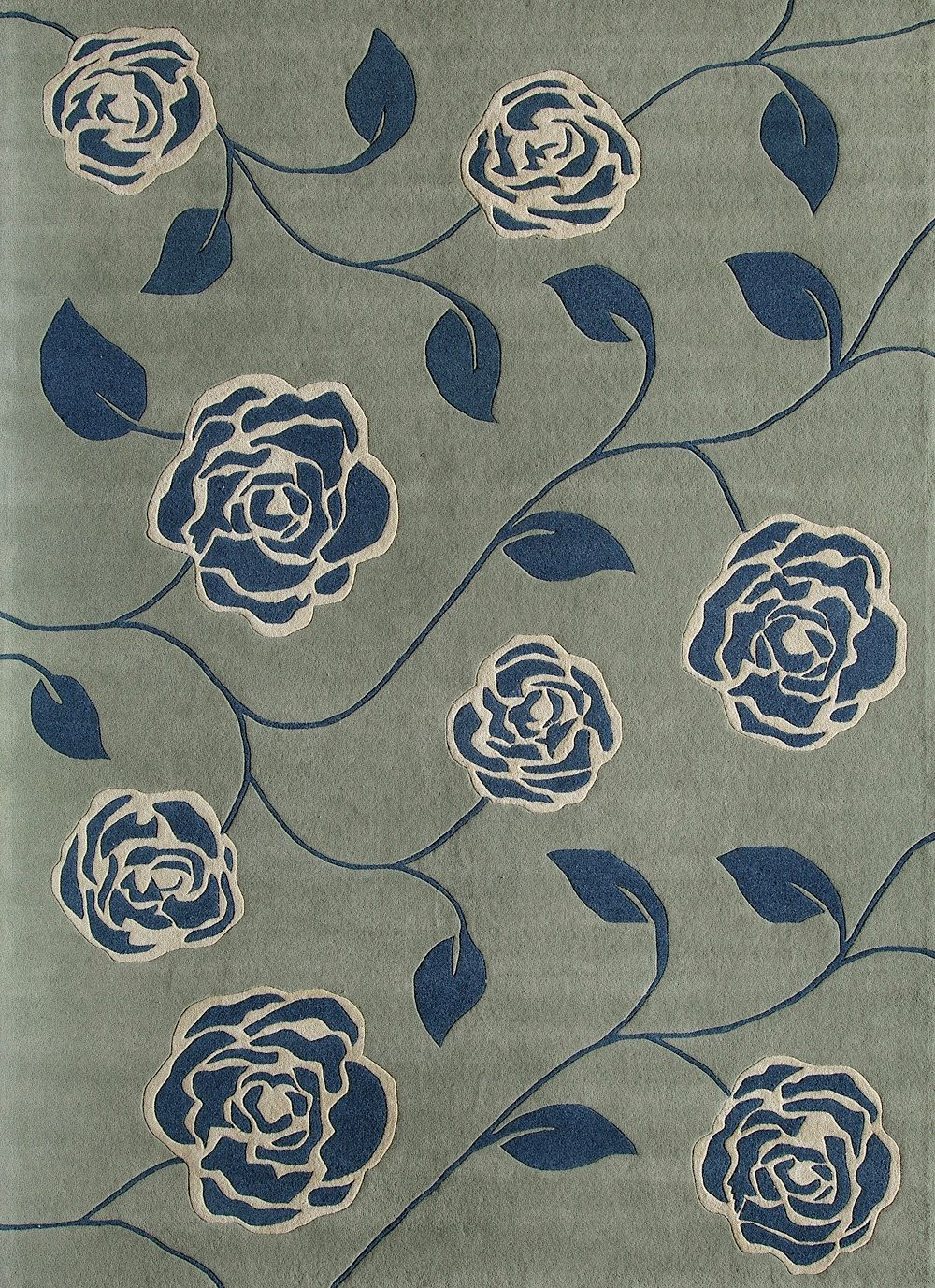 rugs america allure country & floral area rug collection