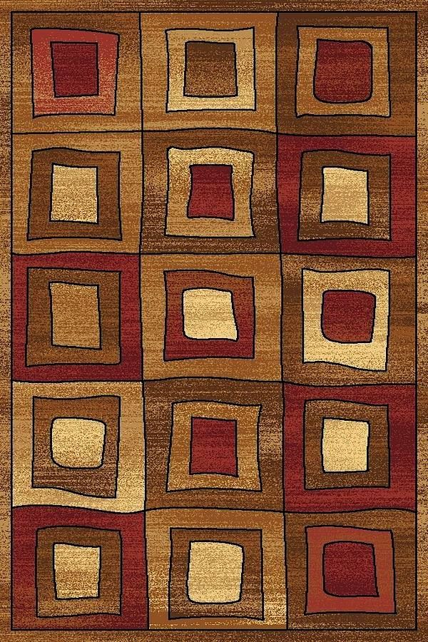 rugs america capri contemporary area rug collection