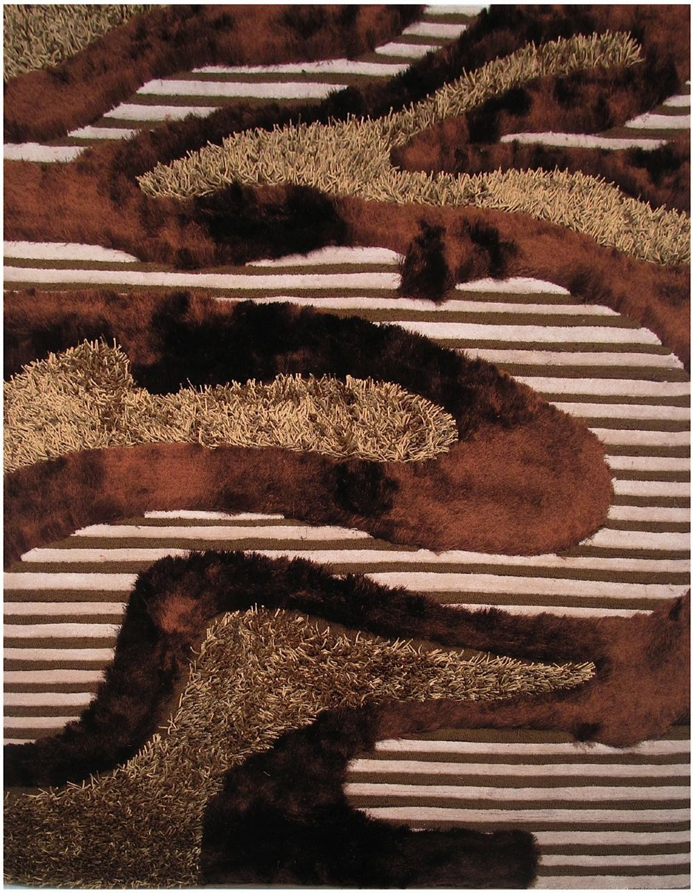 la rugs fantasy shaggy shag area rug collection