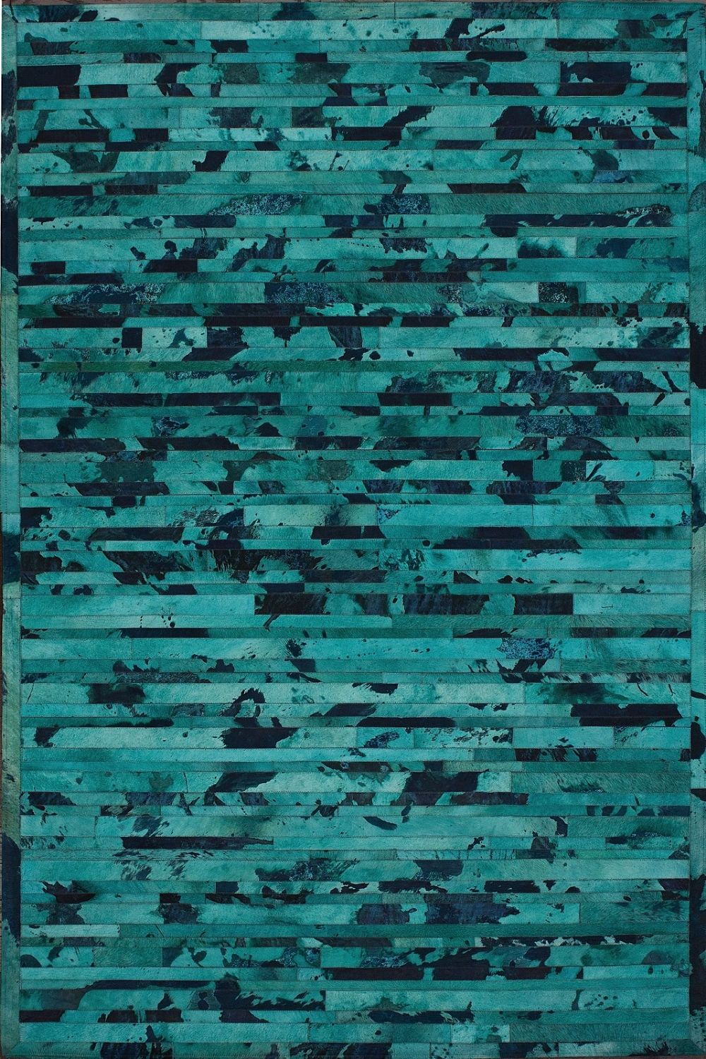 nuloom cowhide animal inspirations area rug collection