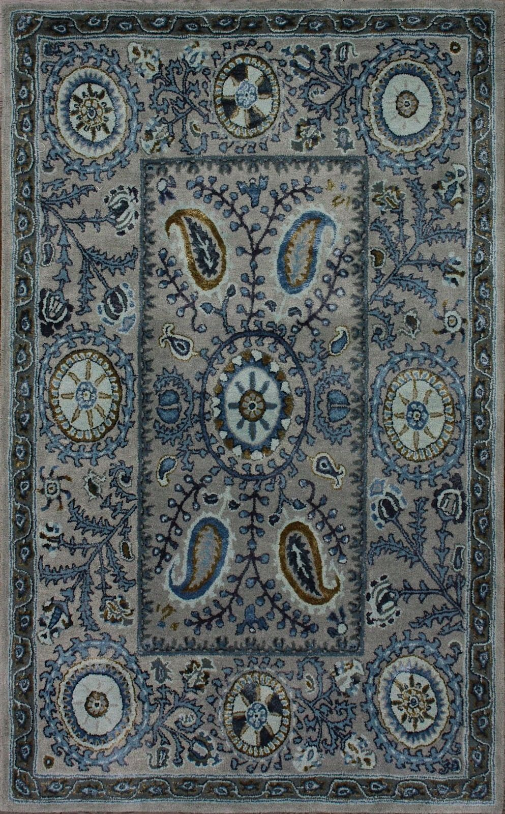 nuloom modella traditional area rug collection