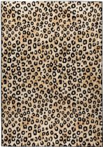 Well Woven Animal Inspirations Dulcet Leopard Area Rug Collection