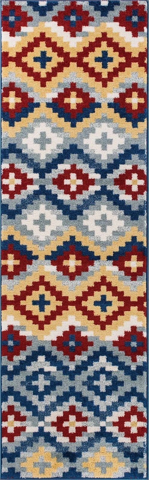 well woven sydney azteca works southwestern/lodge area rug collection
