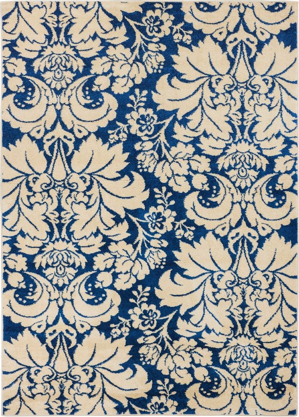 well woven sydney damask toile transitional area rug collection