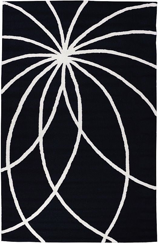 well woven everest swirls and spirals contemporary area rug collection