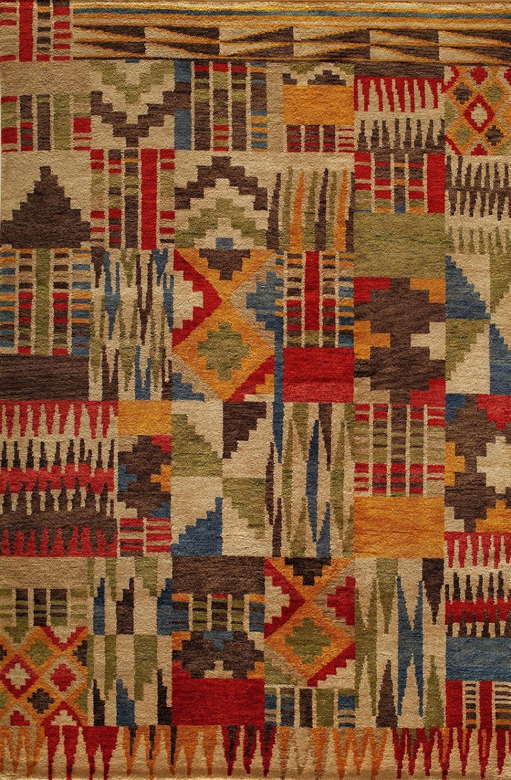 momeni madagascar contemporary area rug collection