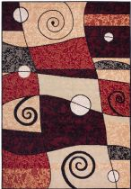 Well Woven Contemporary Miami Donatello Area Rug Collection