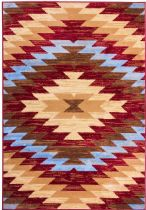 Well Woven Southwestern/Lodge Miami Alamo Southwestern Area Rug Collection