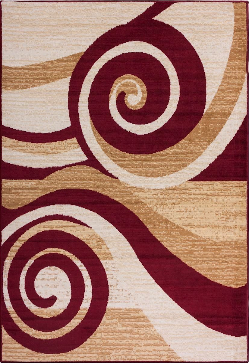well woven miami maple waves contemporary area rug collection