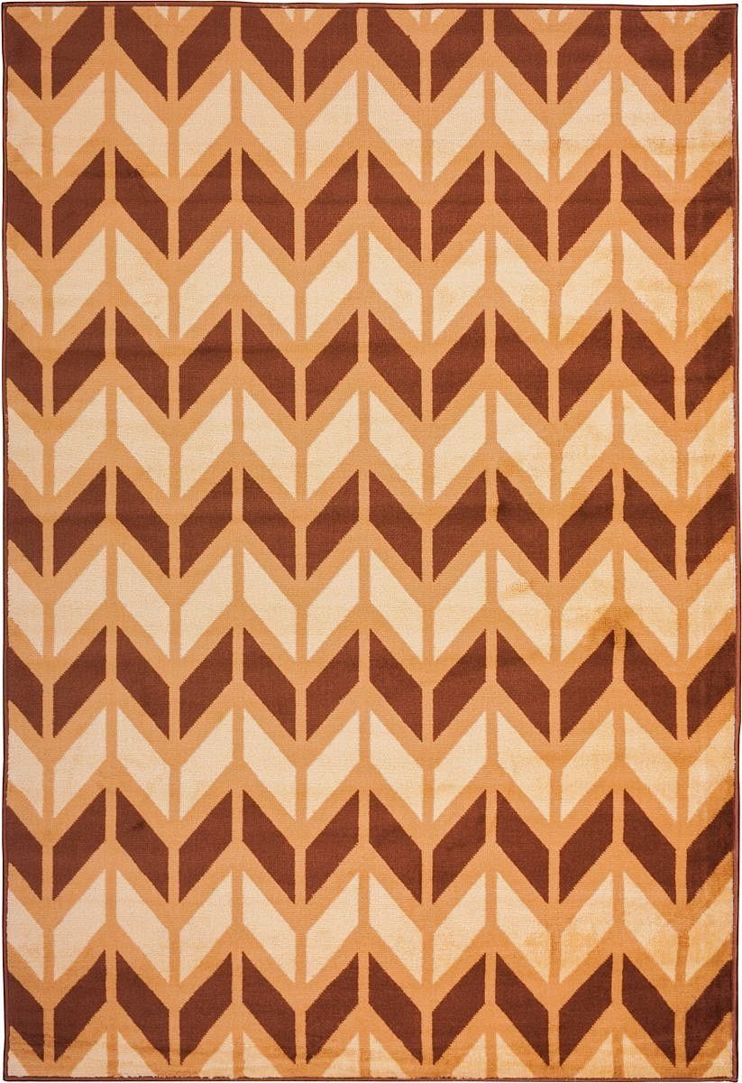 well woven miami bourban chevron contemporary area rug collection