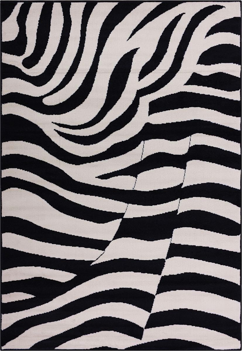 well woven miami zebra animal inspirations area rug collection