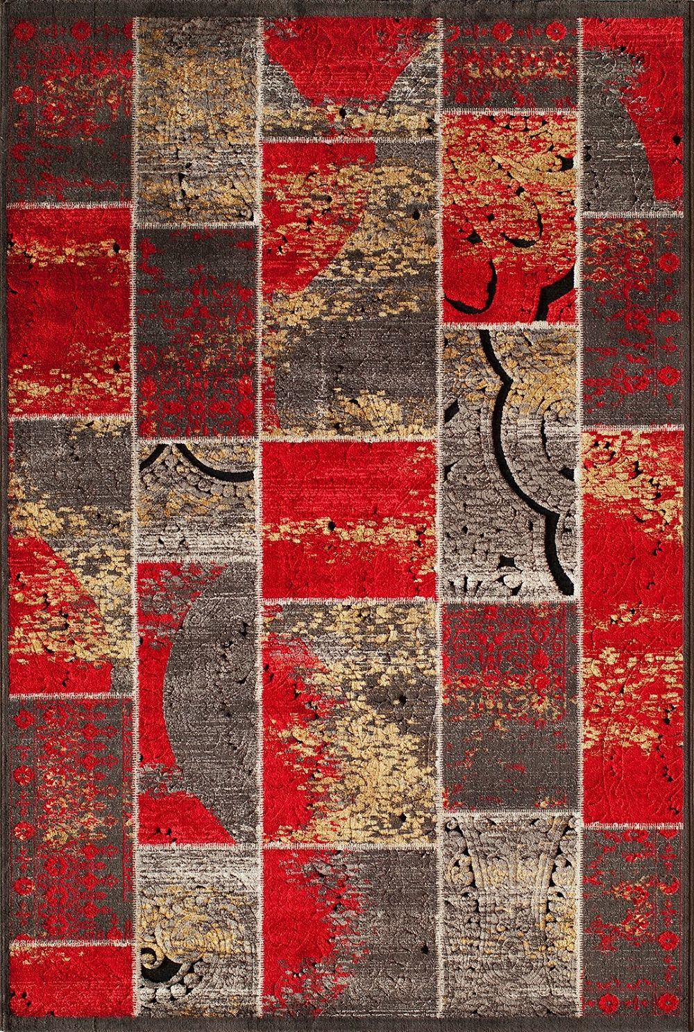 momeni vogue contemporary area rug collection