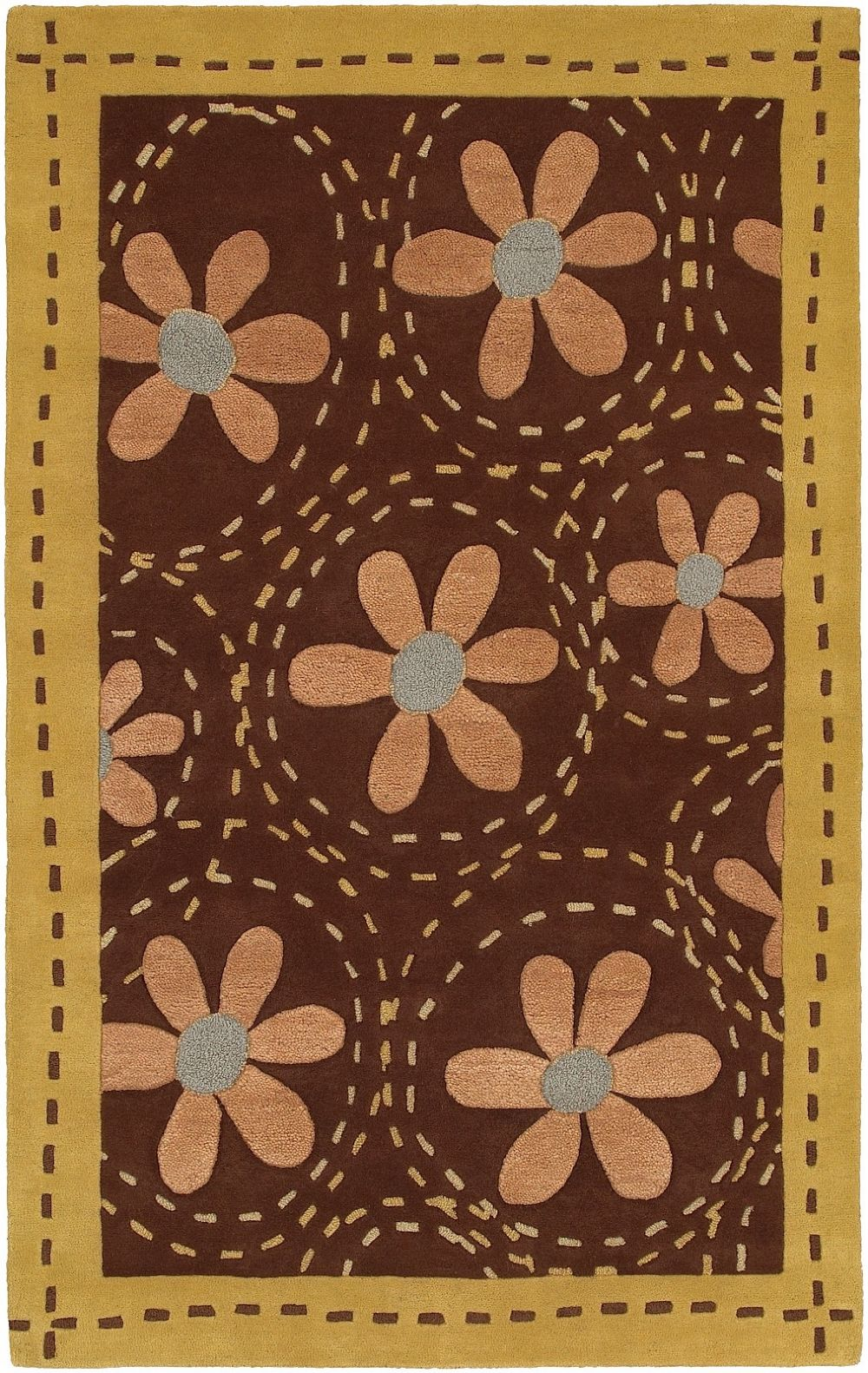 surya artist studio country & floral area rug collection