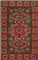 Rectangle Area Rug, Hand Tufted Rug, Southwestern/Lodge, Arizona, Surya Rug