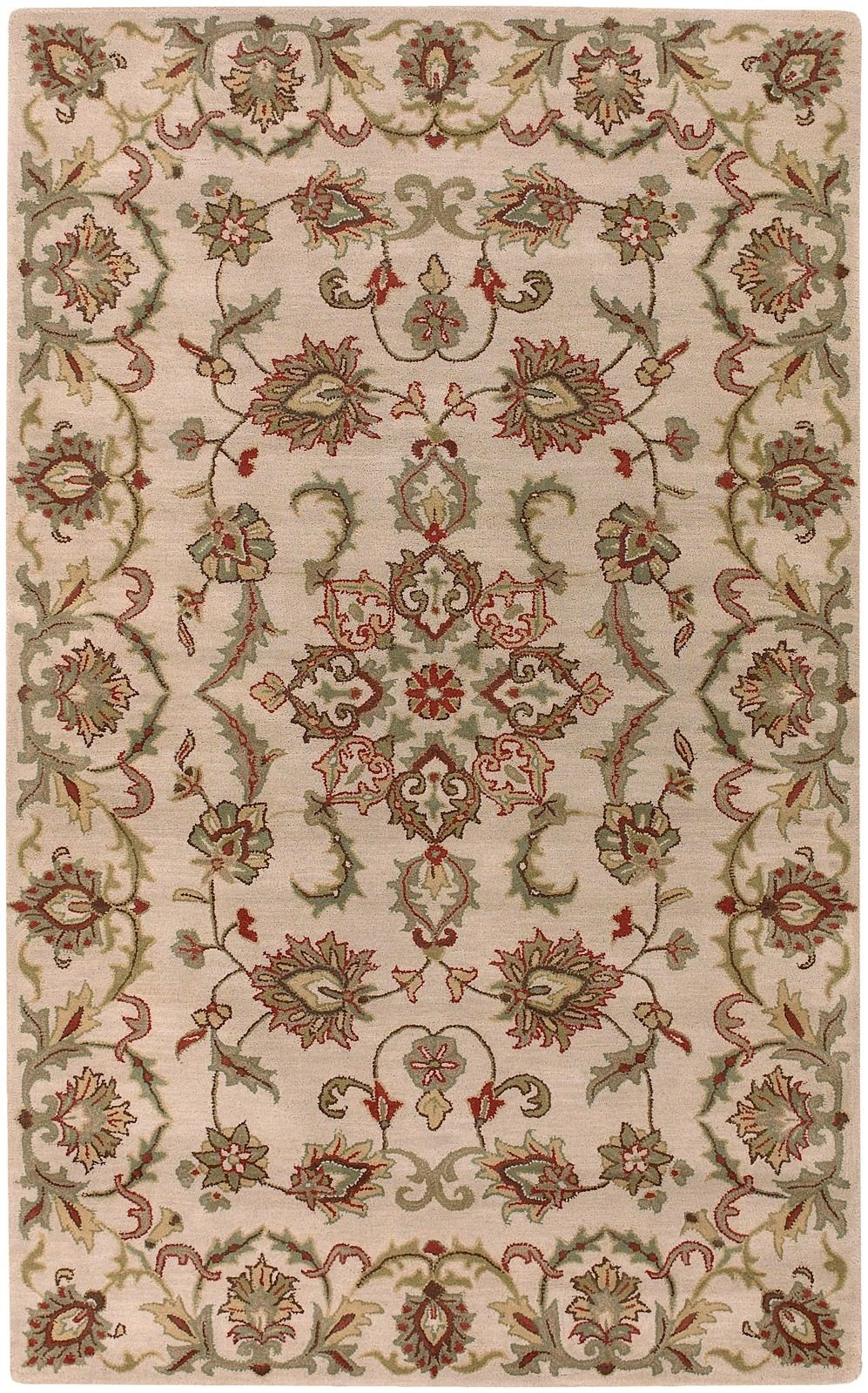 surya clifton traditional area rug collection