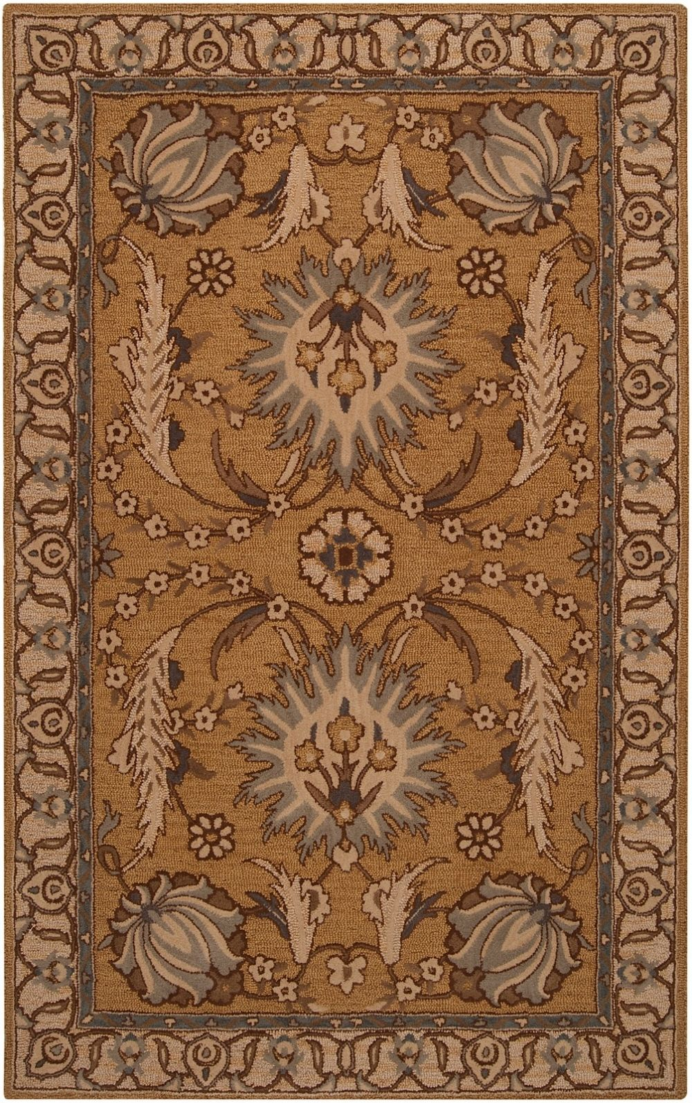 surya centennial transitional area rug collection