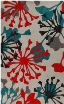 FaveDecor Contemporary Frurg Area Rug Collection