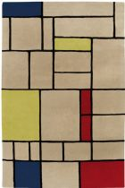 Surya Contemporary Cow Parade Area Rug Collection