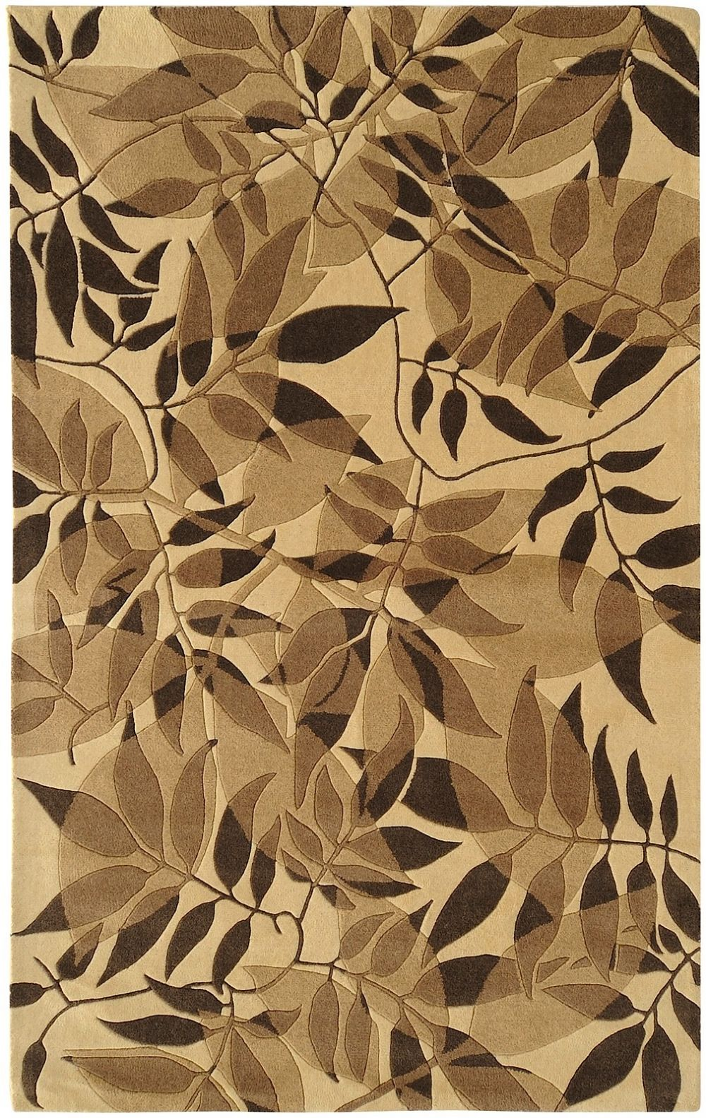 surya eco contemporary area rug collection