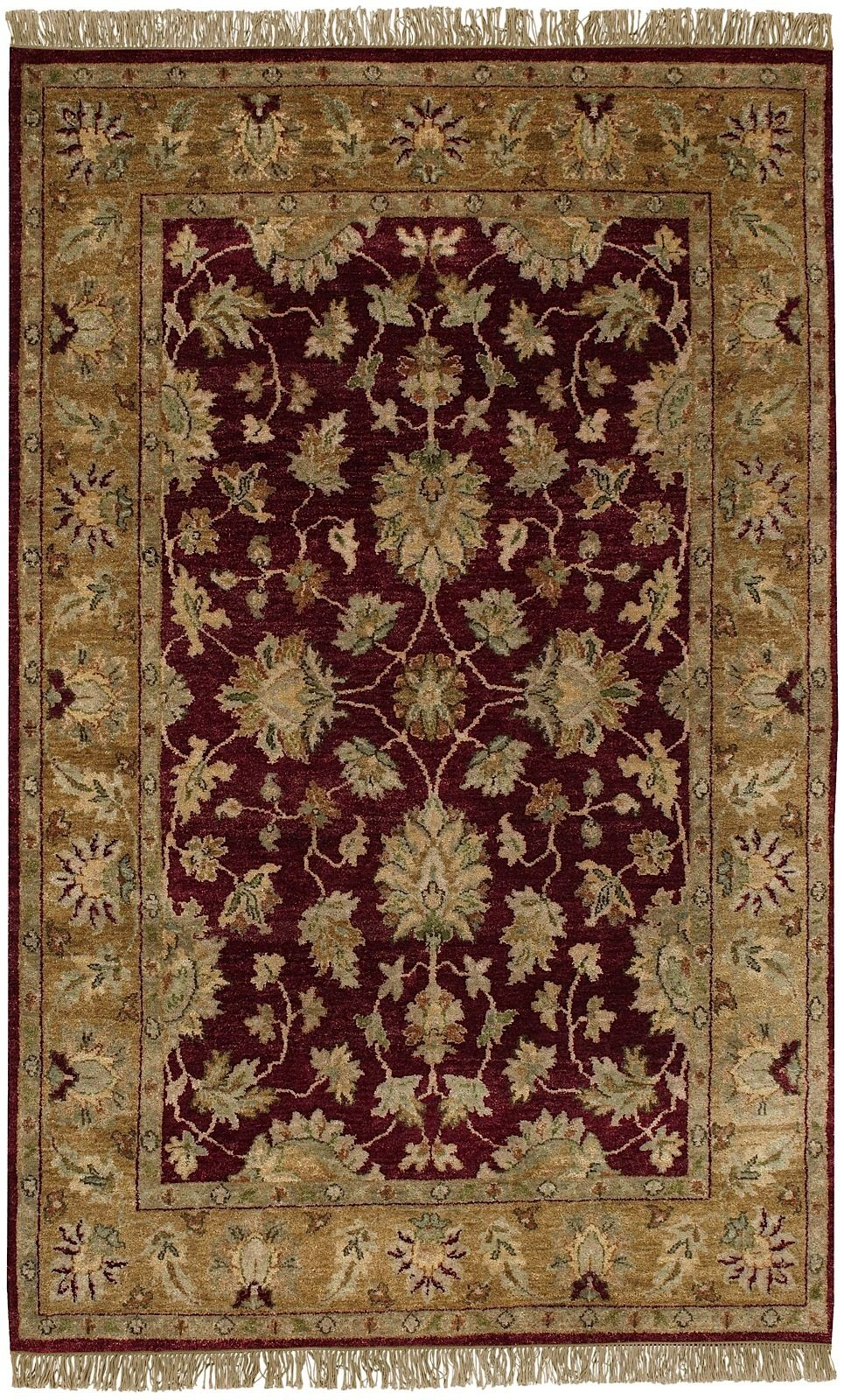 surya estate traditional area rug collection