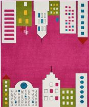 Nourison Kids DWS02 Miles Area Rug Collection