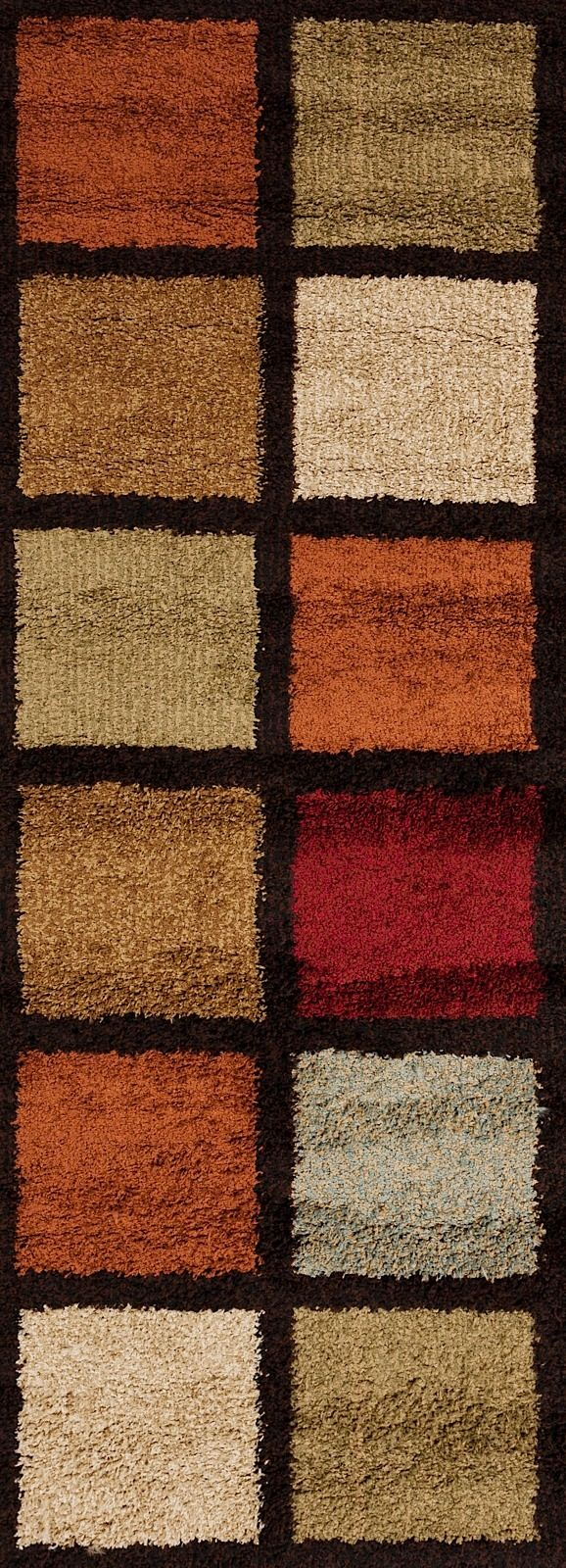 surya alfredo plush area rug collection