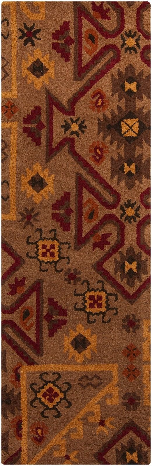 surya arizona southwestern/lodge area rug collection