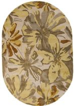 PlushMarket Country & Floral Grodiff Area Rug Collection
