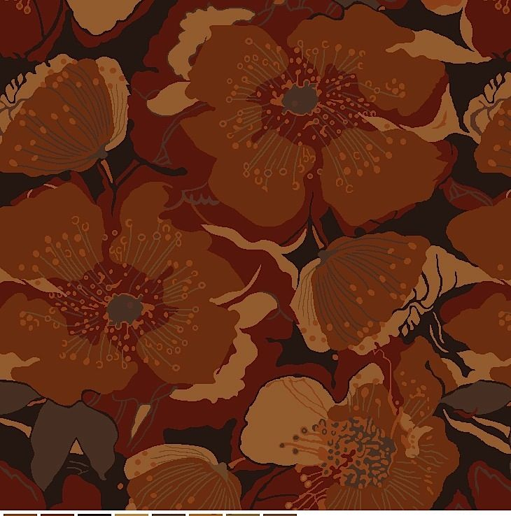 surya athena country & floral area rug collection