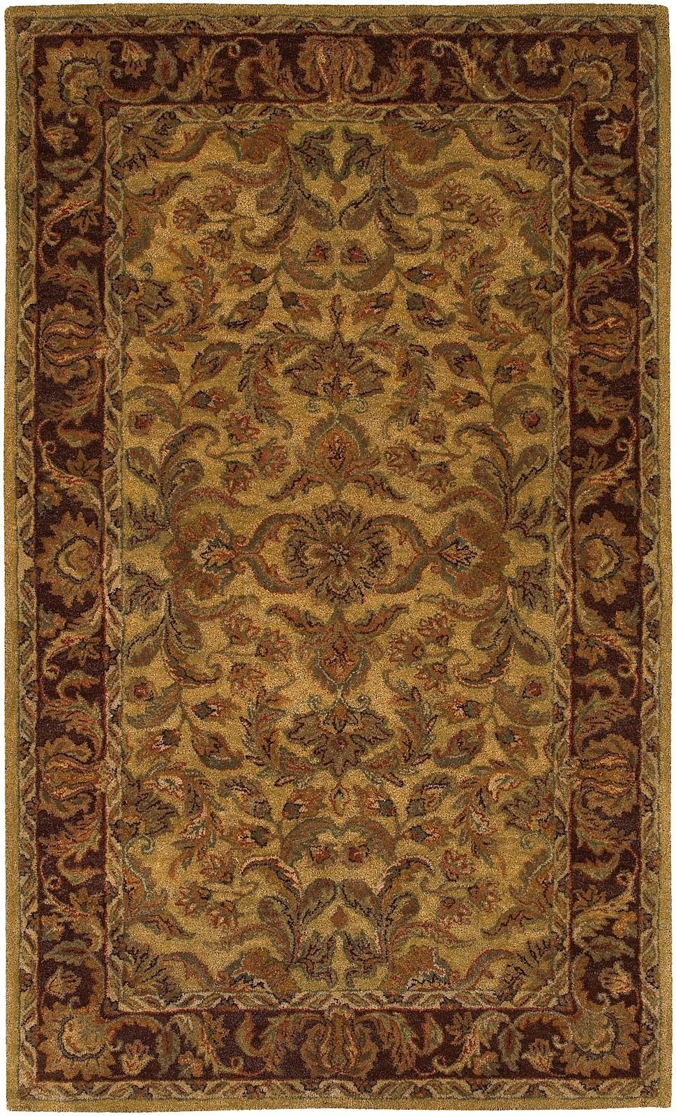 surya bombay traditional area rug collection