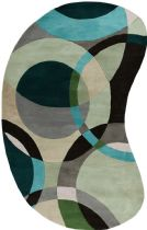 FaveDecor Contemporary Eeyaron Area Rug Collection