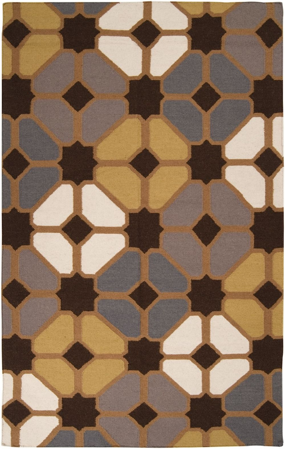 surya frontier transitional area rug collection